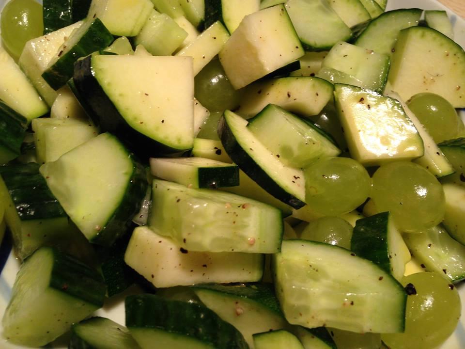 Grønt med grønt på
