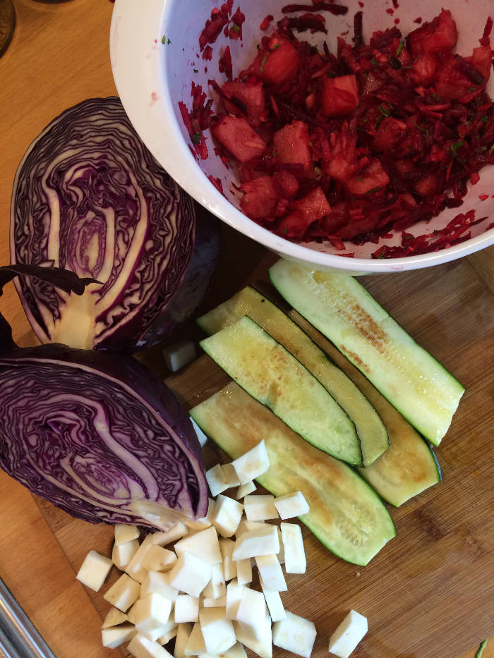 Foodprep salat 1