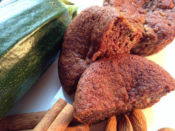 Muffins med squash & kanel