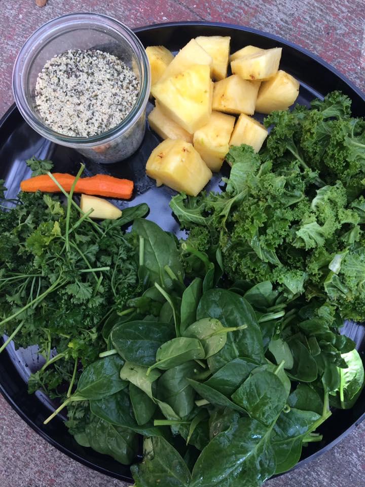 Greenie grønsager